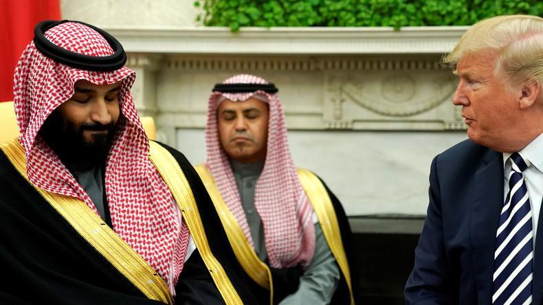 Donald Trump stoppe le «financement grotesque de 230 millions de dollars annuel pour la Syrie. L'Arabie saoudite et d'autres pays riches du Moyen-Orient payeront»