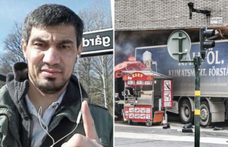 Suède : le terroriste islamiste, auteur de l'attentat de Stockholm, passé à tabac dans sa cellule « par vengeance »