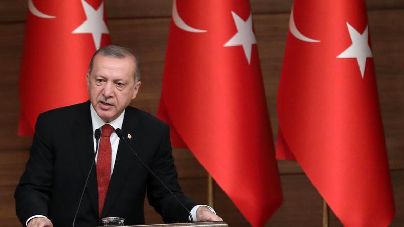 L'islamiste Erdogan: « Nous devons étudier et prendre en exemple chaque étape de la vie du Prophète Mohammed »