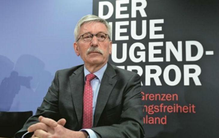 L'écrivain Thilo Sarrazin «l'islam empêche le progrès et menace la société». Il affirme que les musulmans feront bientôt la loi en Allemagne