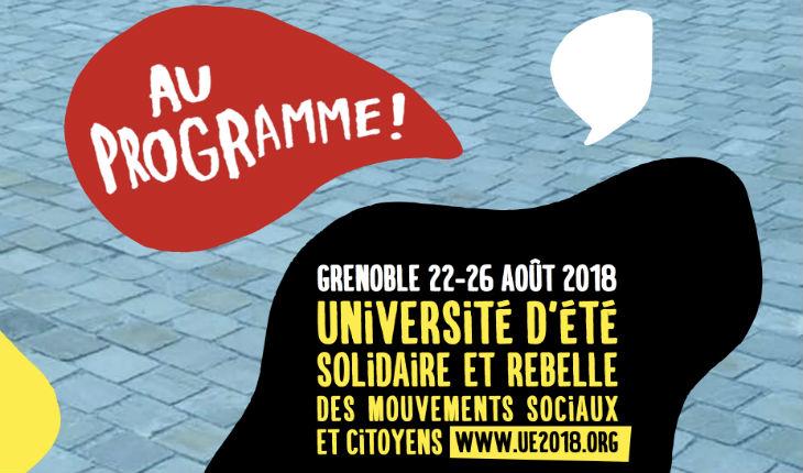 France: L'AFD, avec l'argent des contribuables, finance une «université d'été» gauchiste, altermondialiste et faisant la promotion du boycott d'Israël BDS