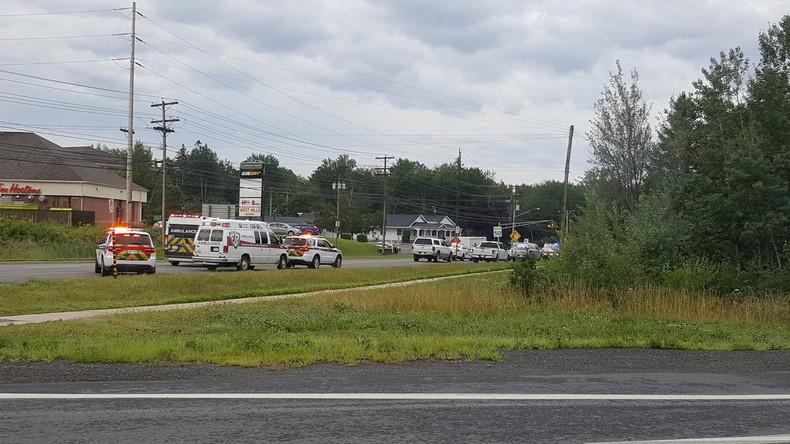 Canada : au moins quatre morts dont deux policiers dans une fusillade, un suspect en détention