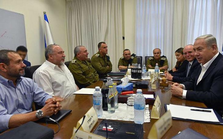 Le ministre israélien de la Défense Avigdor Lieberman «La prochaine confrontation avec le Hamas est inévitable»