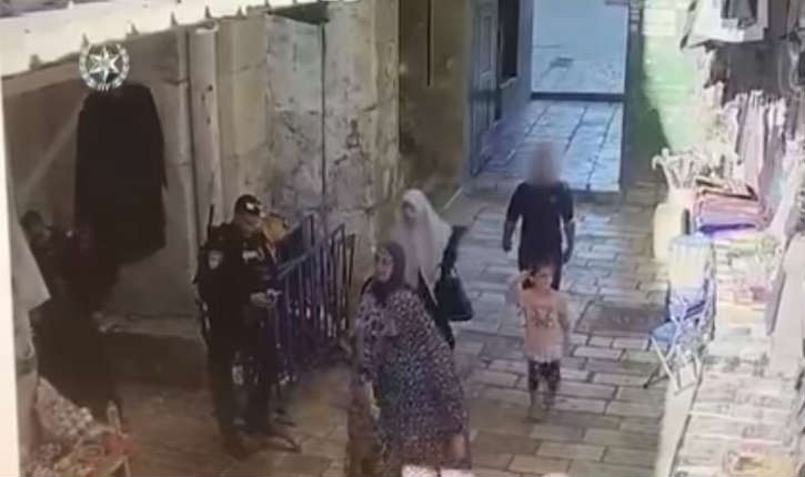 [Vidéo] Jérusalem : un terroriste à été abattu après avoir tenté de poignarder un policier