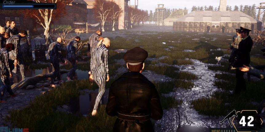 Les Russes sortent un jeu vidéo sur Auschwitz «Le coût de la liberté. La survie en ligne dans le camp de la mort» (Vidéo du trailer)