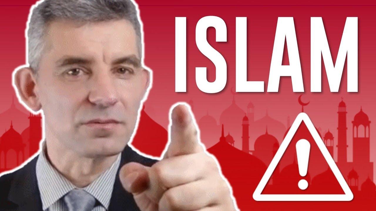 Alain Wagner donne un cours magistral d'une heure sur l'Islam