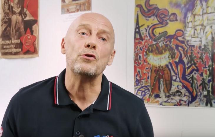 Le nazi Alain Soral à propos de Simone Veil  «Le Panthéon est une véritable déchetterie casher» (Vidéo)