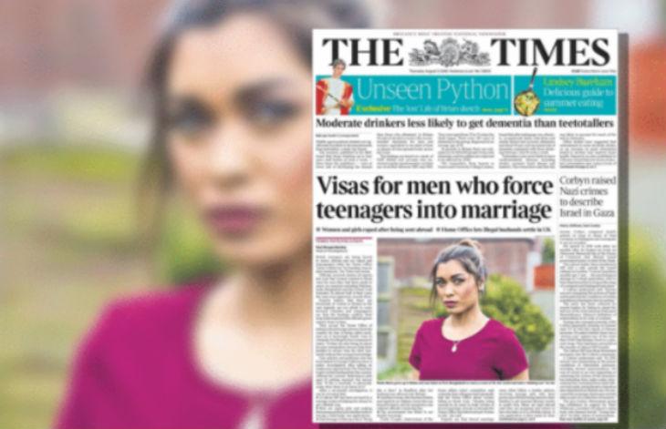 """Royaume-Uni : Des adolescentes britanniques sont mariées de force et violées par des migrants pour qu'ils obtiennent des visas. Le ministère de l'Intérieur """"ferme les yeux"""" par crainte d'être accusé de xénophobie"""