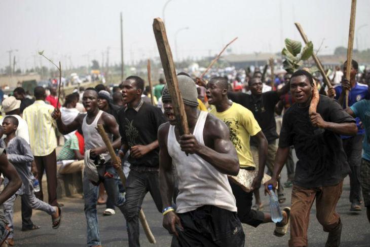 Italie : violences inouïes entre migrants africains