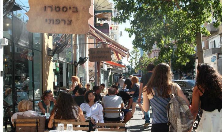 Le quotidien francophone le plus diffusé en Amérique découvre Tel Aviv sous influence française