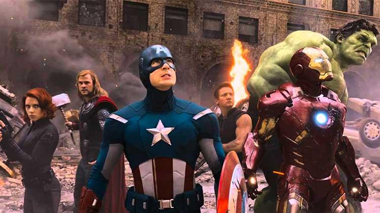 Les créateurs des Avengers, X men, Superman, Spiderman, Iron man sont juifs