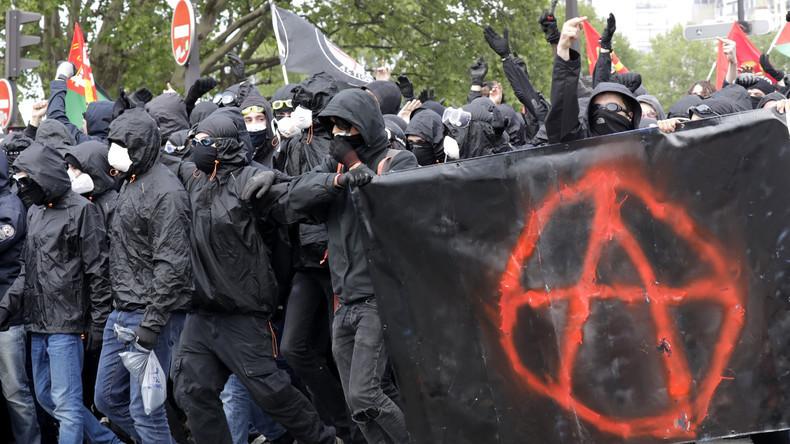 Manifestation du 1er mai: Éric Ciotti, regrette que les groupuscules d'extrême gauche ne soient «pas interdits de manifester»