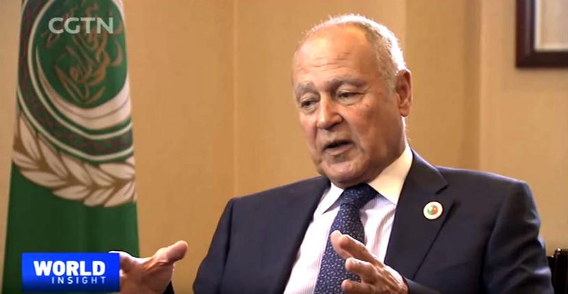 Interview du président de la Ligue arabe : « Pourquoi les migrants ne vont-ils pas dans les pays arabes ? »