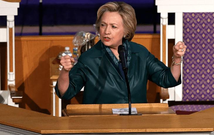 Hillary Clinton veut abolir le collège électoral parce que «Trump détruit l'Amérique» selon elle…