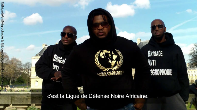 La LDNA appelle les Africains à piller la France : « Les Français racistes sont des fainéants; pires que des villageois » (Vidéo)