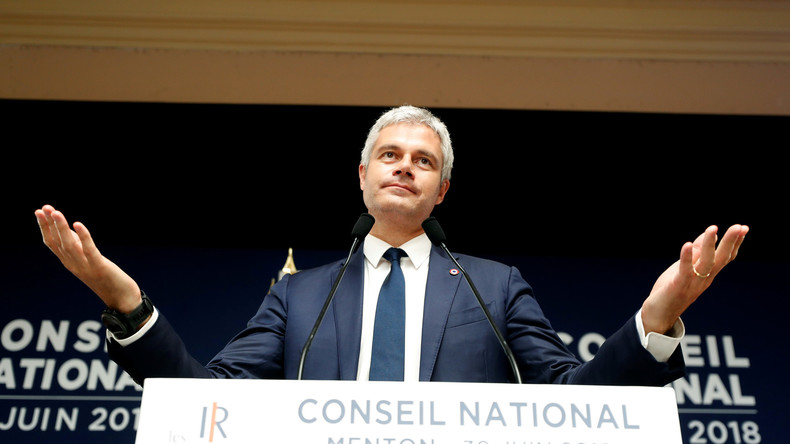 Laurent Wauquiez à propos de Viktor Orban «Je ne suis pas gêné par son discours sur la question migratoire»