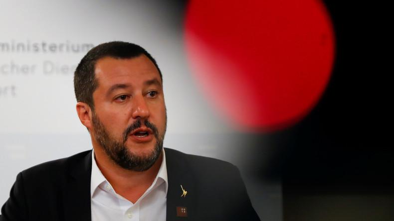 Élection régionale en Italie : la coalition de droite menée par la Ligue de Matteo Salvini triomphe dans les Abruzzes (Vidéo)