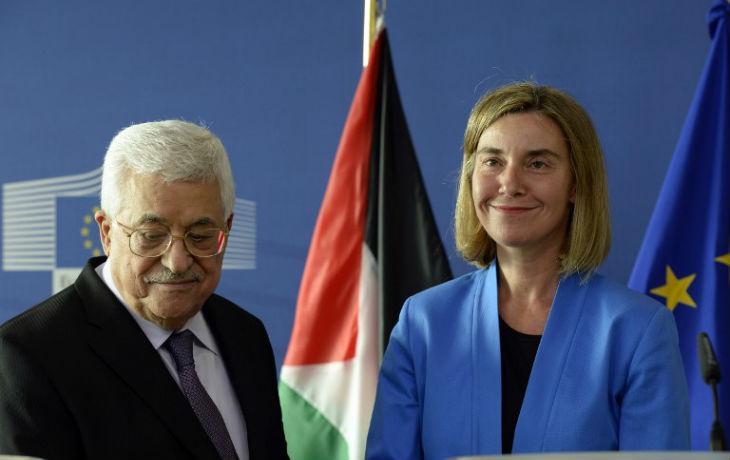 Cette Europe confite d'impuissance qui veut absolument créer un Etat palestinien