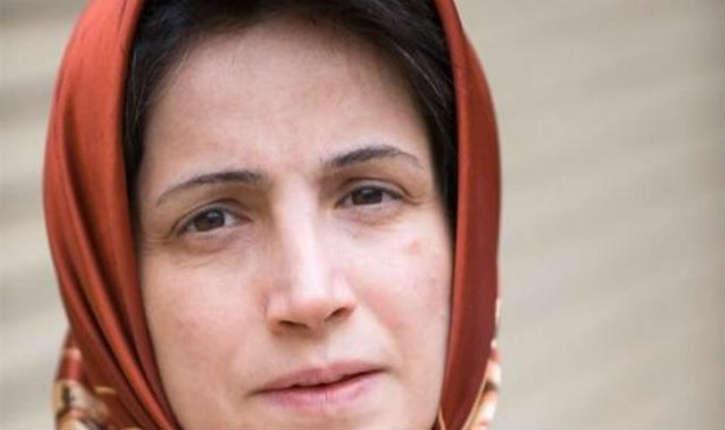 Iran : la militante des droits de l'homme Nasrin Sotoudeh, poursuit sa grève de la faim