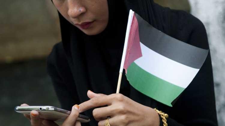 France: la cause palestinienne est perçue de plus en plus négativement sur les réseaux sociaux #palestine