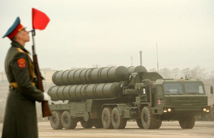 La Russie va fournir des S-300 à la Syrie d'ici deux semaines
