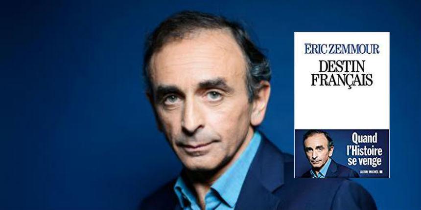 Éric Zemmour : « La France actuelle est colonisée par des civilisations étrangères. Nous sommes arrivés au bout de plusieurs décennies de haine de soi » (Vidéo)