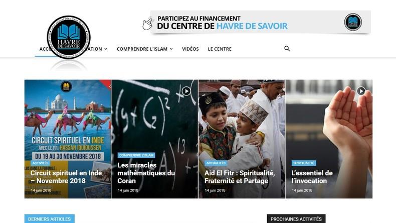 L'association musulmane «Havre de Savoir» soutenue par Médine accusée de diffuser des messages intégristes, notamment de Youssef al-Qaradâwî l'un des pires islamistes