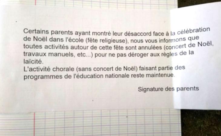 Bouches-du-Rhône : une école voulait annuler les animations de Noël au nom de la «laïcité», obligée de reculer sous la pression des parents