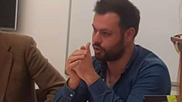 Guillaume Gendron, journaliste amateur, pro-terroriste, se moque des morts israéliens
