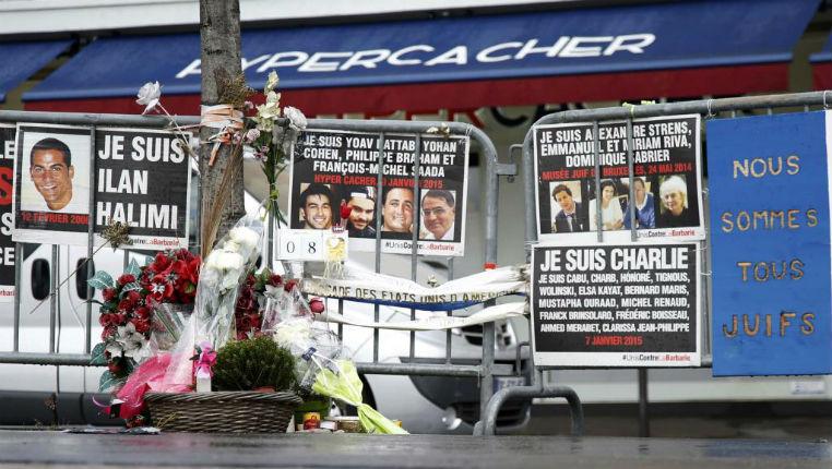 """Les Juifs """"exclus"""" d'un hommage national aux victimes du terrorisme ?"""