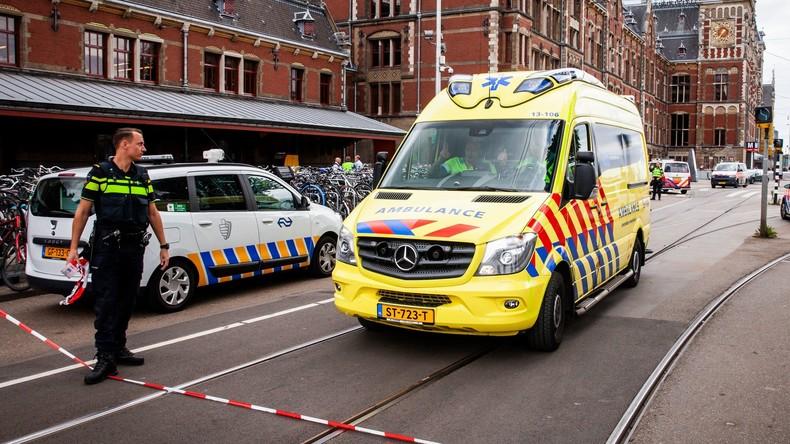 Attaque d'Amsterdam : les autorités avouent que l'agresseur avait bien une «motivation terroriste»… 3 jours après !