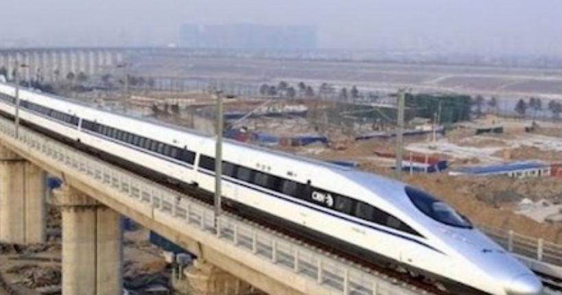 Israël: inauguration de la ligne ferroviaire rapide entre Jérusalem et Tel-Aviv (Vidéo)