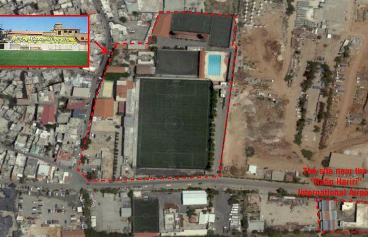 Tsahal publie des photos de sites de missiles du Hezbollah