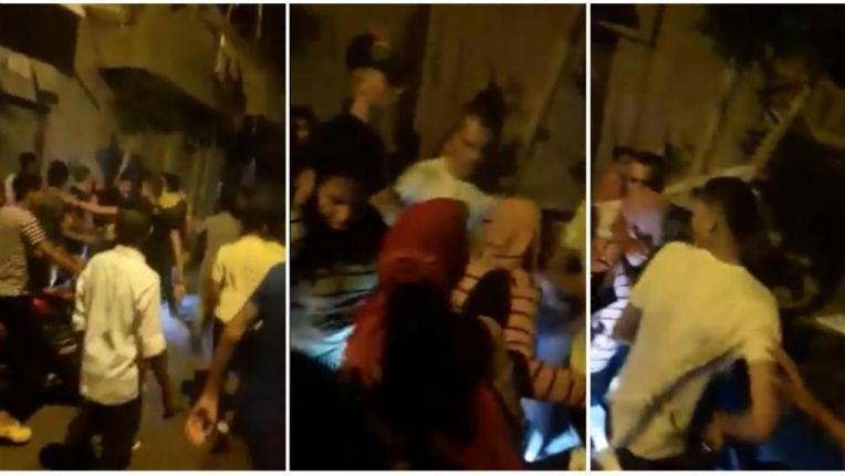 Tentative de viol collectif sur trois adolescentes harcelées par une horde d'hommes en Égypte (Vidéo)