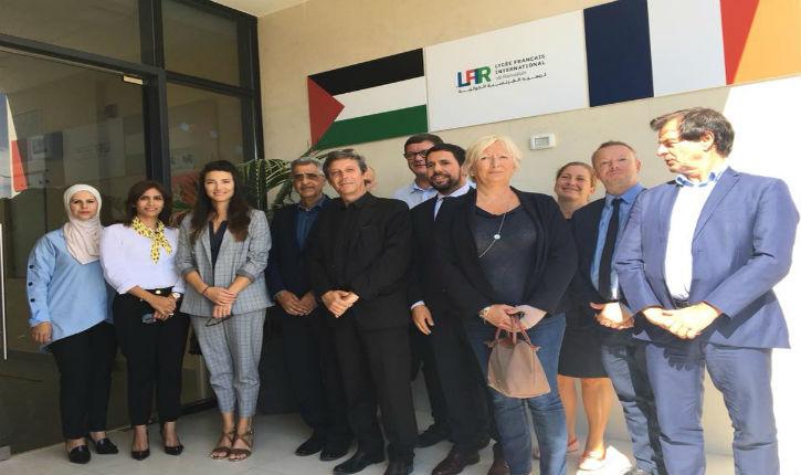Alors qu'Israël est sous le feu, des Sénateurs Français courtisent les Palestiniens