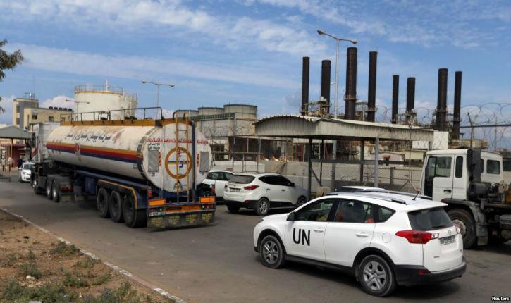Israël aide le peuple de Gaza à se fournir en électricité malgré le refus de Mahmoud-Abbas