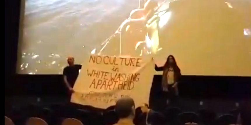 Des antisémites du BDS perturbent la projection d'un film sur la Shoah à Berlin (Vidéo)