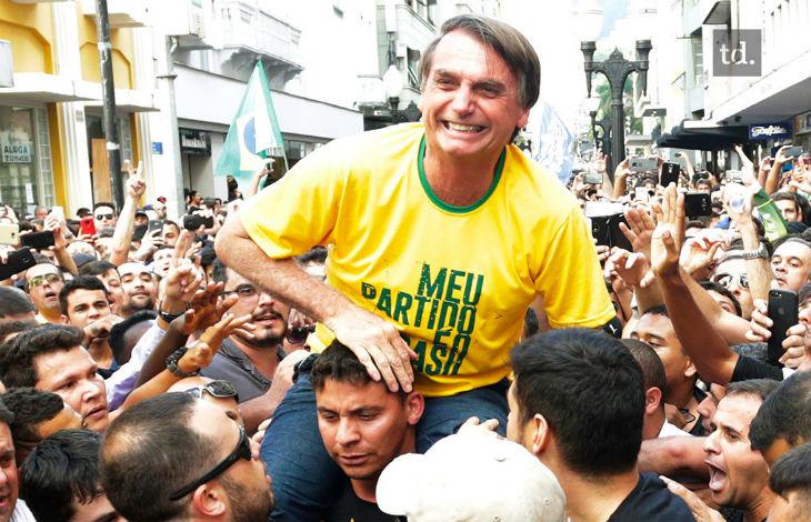 Brésil : Le conservateur Bolsonaro obtient la majorité chez toutes les catégories raciales, y compris les Noirs selon les sondages. Il est conservateur et non «d'extrême droite» comme l'affirment les médias français