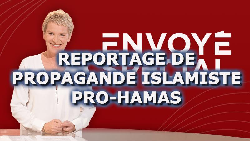 Reportage de propagande pro-Hamas à France 2 : France 3 avait diffusé un reportage où les blessés accusaient le Hamas et non Israël, à l'opposé des affirmations d'Elise Lucet !