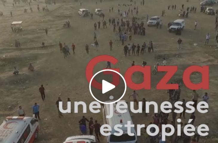 Reportage de France 2 sur Gaza: il était une fois la légende du Hamas, «ces gentils Palestiniens qui s'en prennent aux méchants Israéliens»