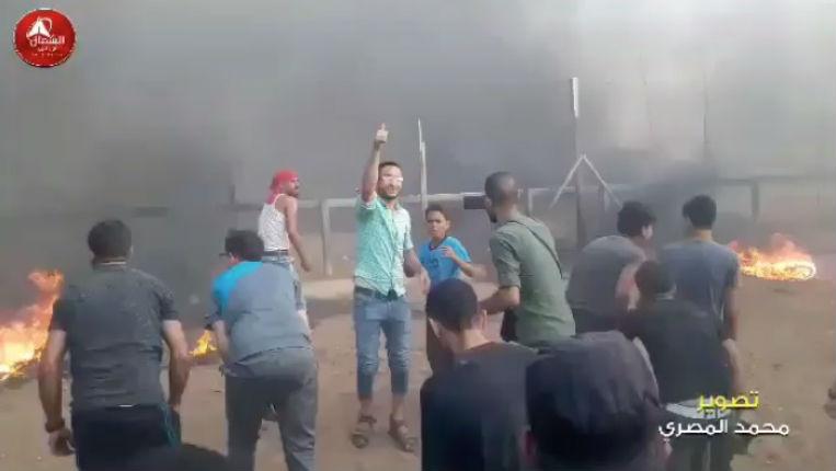 Vidéo de Gaza : désinformation d'Amnesty International qui ne voit qu'une simple « protestation » pour décrire des hordes d'islamistes remplis de haine