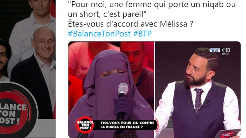 Débat sur l'IVG et invitée en niqab : Hanouna suscite le malaise avec sa nouvelle émission