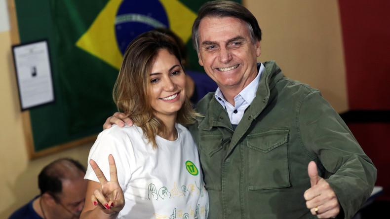 Le nouveau président brésilien conservateur Jaïr Bolsonar est un «ami authentique d'Israël»