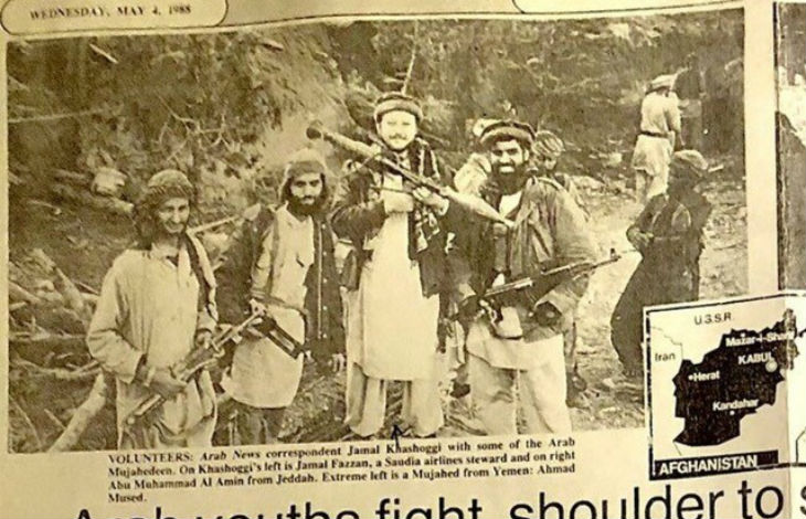 Le vrai visage du journaliste Jamal Khashoggi que cachent les médias français : un islamiste très radical, proche d'Oussama ben Laden et des Frères Musulmans