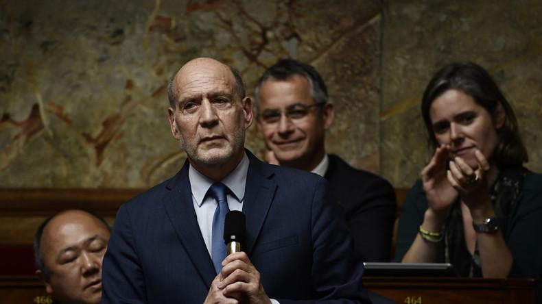 Le président LREM de la commission de la Défense à l'Assemblée épinglé pour avoir dépensé 2000 Euros par mois en restaurant