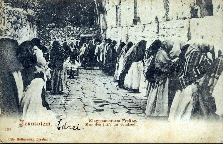Un article de 1917 décrit la situation des Juifs en Palestine sous l'occupation turque « nous ferons subir aux Juifs le sort des Arméniens »