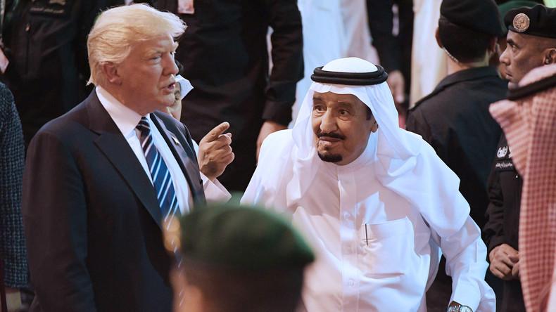 Trump : «Les Etats-Unis resteront un partenaire indéfectible de l'Arabie saoudite pour défendre les intérêts de notre pays et d'Israël»
