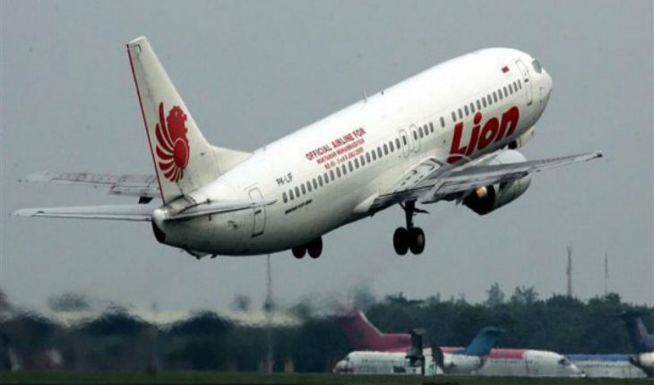 Crash d'un Boeing  de la compagnie low-cost indonésienne Lion Air, 189 personnes «probablement» mortes
