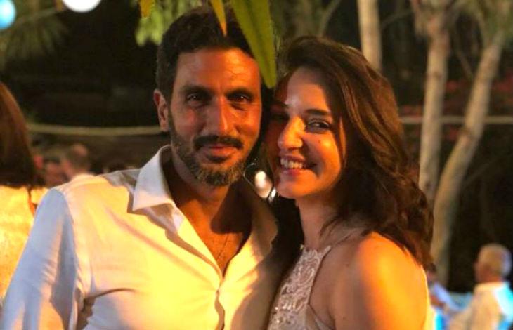 Israël: polémique autour du mariage de la journaliste arabe israélienne Lucy Aharish et l'acteur juif israélien de «Fauda», Tzachi Halevy