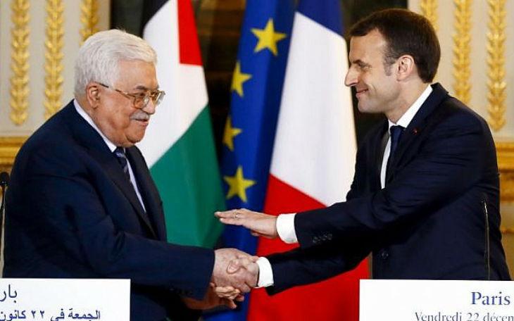 Alors que la justice française a jugé que les implantations israéliennes n'étaient pas illégales, Macron estime le contraire sans aucun fondement juridique